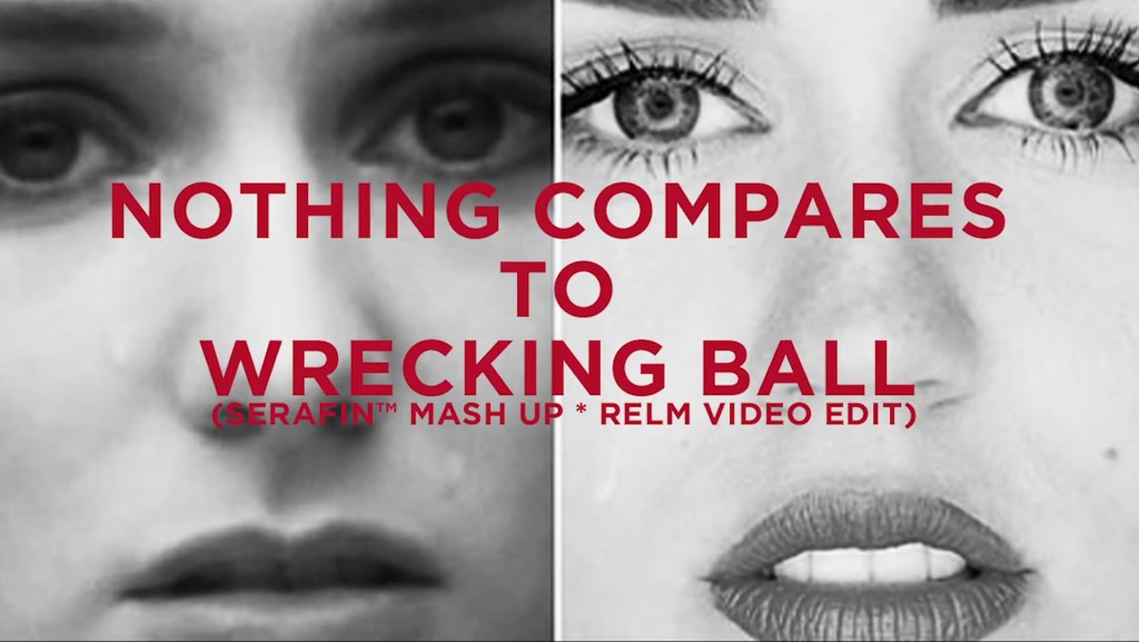 nothing compares to wrecking ball